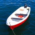 весельная лодка народов севера